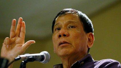 Дутерте - президент Філіппін - фото 1