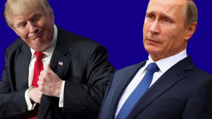 Путін привітав Трампа - фото 1