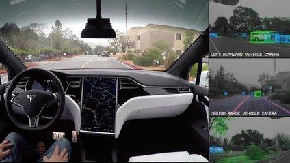У Tesla ефектно показали, як насправді працює автопілот - фото 1