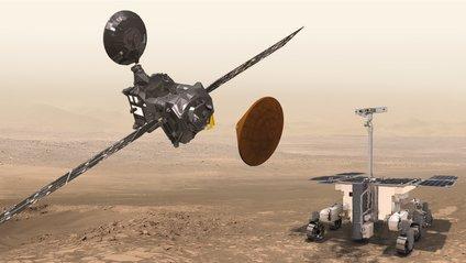 З'явились перші зображення з модуля місії ExoMars - фото 1