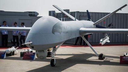 У Китаї показали найбільший у світі дрон - фото 1