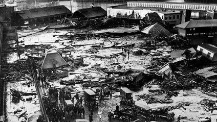 Катастрофа в Бостоні в 1919 році - фото 1