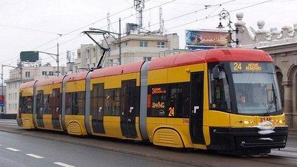 В Польщі зіткнулись три трамваї - фото 1