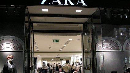 Магазин Zara продав сукню із мертвим щуром - фото 1