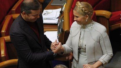 Ляшко хоче позбавити Тимошенко громадянства - фото 1