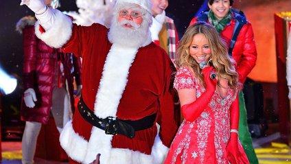 """Лідером рейтингу став хіт Мераї Кері """"All I Want for Christmas Is You"""" - фото 1"""