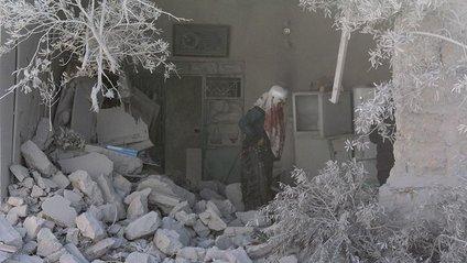 Росія атакувала Алеппо: є загиблі - фото 1