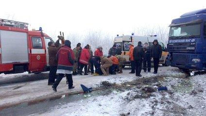 Аварія на Житомирщині - фото 1