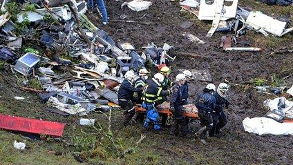 Авіакатастрофа в Колумбії - фото 1