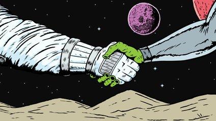 Навіщо космонавтів змушують тренувати рукостискання - фото 1