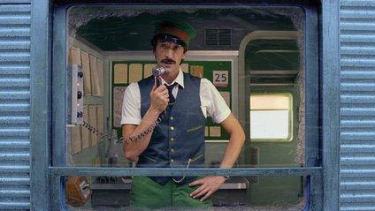 Едріан Броуді знявся у милій різдвяній рекламі - фото 1