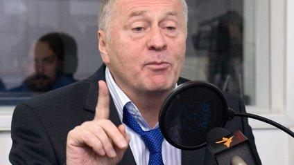 Жириновський пригрозив Клінтон: з'явилося відео - фото 1