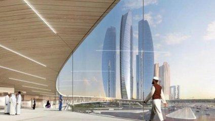 Унікальна транспортна система з'єднає Дубай і Абу-Дабі: ефектні фото - фото 1