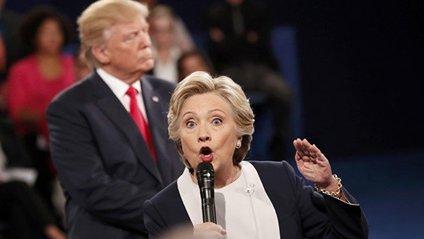 Клінтон визнала поразку - фото 1