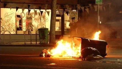 Підпали в Окленді - фото 1