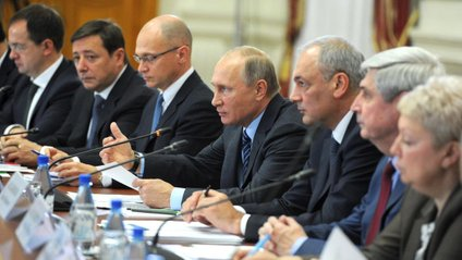 У мережі висміяли конфуз Путіна через його пропагандистів - фото 1