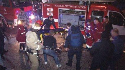 У львівському клубі, де сталася пожежа, заперечують вечірку в День Пам'яті - фото 1