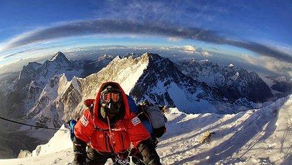На Евересті стався потужний землетрус - фото 1