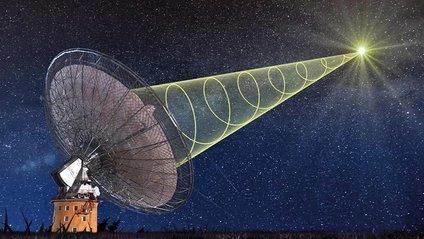Інопланетний cигнал - фото 1