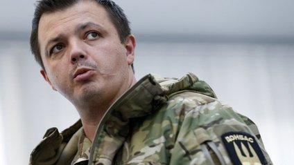 Суд залишив нардепа Семенченка без звання майора - фото 1