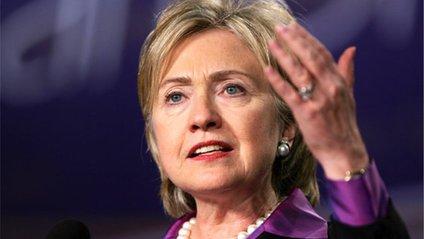 Американці хочуть, щоб Клінтон очолила країну - фото 1