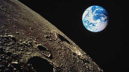 Місяць і Земля - фото 1