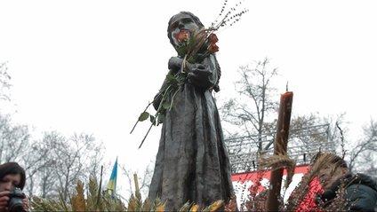 Меморіал жертвам Голодомору - фото 1