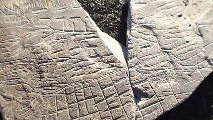 Археологи знайшли найстарішу кам'яну карту - фото 1