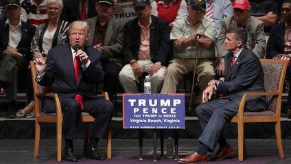 Трамп і Флінн - фото 1