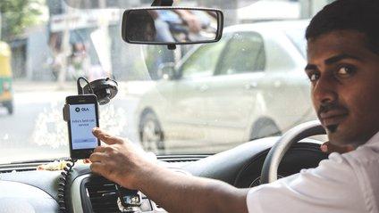 Індуси проти Uber - фото 1