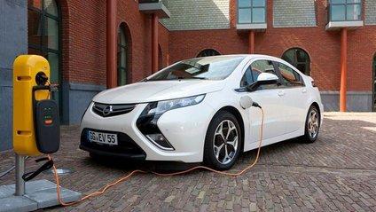 Електромобіль Opel - фото 1