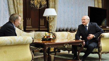 Кучма і Лукашенко - фото 1