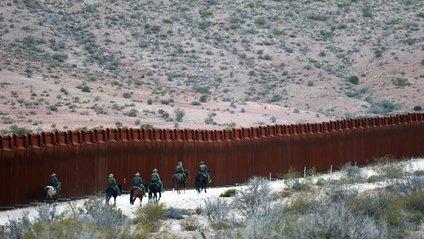 Кордон між США і Мексикою - фото 1
