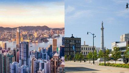 Гонконг і Расін - фото 1