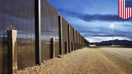 У Мексиці відреагували на будівництво стіни Трампом - фото 1