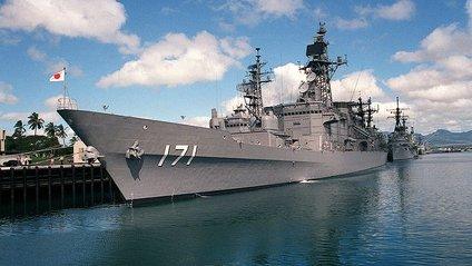 Російські бойові кораблі проводять навчання у Японії - фото 1