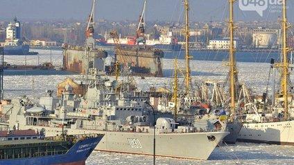 Кораблі ВМФ - фото 1