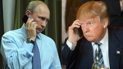 Трамп і Путін - фото 1