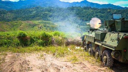 Випробування українських БТР в Індонезії - фото 1