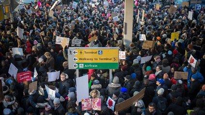 Суд частково заборонив дію міграційного указу Трампа - фото 1