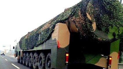 Біля кордонів Росії розміщено китайські міжконтинентальні ракети, – ЗМІ - фото 1