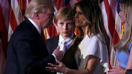 Сценаристку американського шоу звільнили через твіти про сина Трампа - фото 1