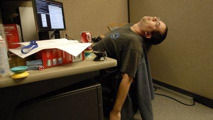 Як працювати вночі без шкоди для здоров'я - фото 1