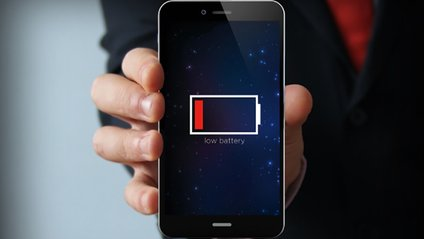 Низький заряд батареї - фото 1