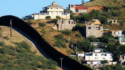 Як зараз виглядає кордон між США і Мексикою - фото 1