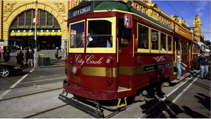 Трамвай - фото 1