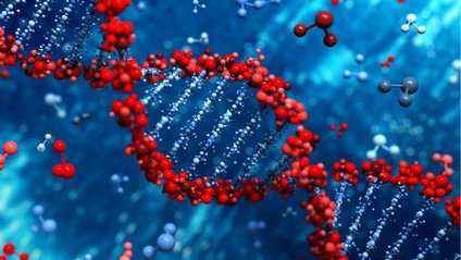 Молекули ДНК людей приховують загадковий текст - фото 1