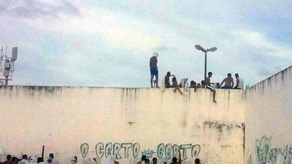 У Бразилї злочинці захопили тюрму і вбивають один одного - фото 1