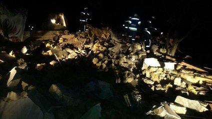На Одещині потужний вибух зруйнував будинок: з'явилися фото - фото 1