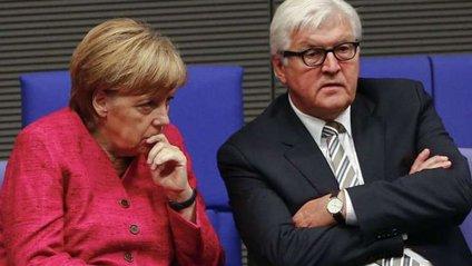 Меркель та Штайнмайєр - фото 1